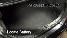 2006 Mercedes-Benz CLS500 5.0L V8 Battery