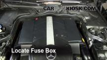 2006 Mercedes-Benz CLS500 5.0L V8 Fuse (Engine)