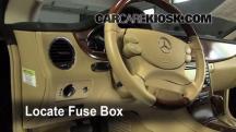 2006 Mercedes-Benz CLS500 5.0L V8 Fuse (Interior)