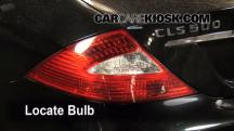 2006 Mercedes-Benz CLS500 5.0L V8 Lights