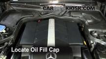 2006 Mercedes-Benz CLS500 5.0L V8 Oil