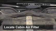 2006 Mercedes-Benz E500 5.0L V8 Air Filter (Cabin)