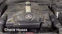 2006 Mercedes-Benz E500 5.0L V8 Hoses