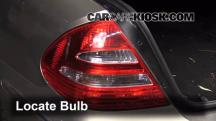 2006 Mercedes-Benz E500 5.0L V8 Lights