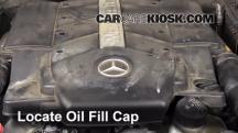 2006 Mercedes-Benz E500 5.0L V8 Oil