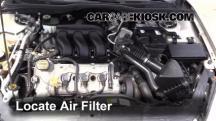 2006 Mercury Milan Premier 3.0L V6 Filtro de aire (motor)