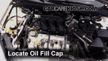 2006 Mercury Milan Premier 3.0L V6 Oil