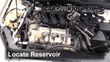 2006 Mercury Milan Premier 3.0L V6 Windshield Washer Fluid