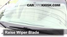 2006 Mercury Milan Premier 3.0L V6 Windshield Wiper Blade (Front)