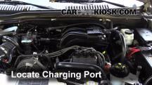 2006 Mercury Mountaineer Convenience 4.0L V6 Aire Acondicionado