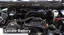 2006 Mercury Mountaineer Convenience 4.0L V6 Battery