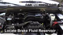 2006 Ford Explorer Eddie Bauer 4.0L V6 Brake Fluid