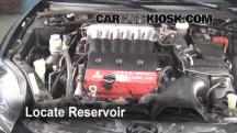 2006 Mitsubishi Eclipse GT 3.8L V6 Líquido limpiaparabrisas