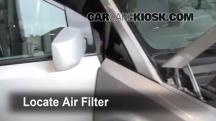 2006 Nissan Quest S 3.5L V6 Air Filter (Cabin)