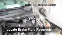 2006 Nissan Quest S 3.5L V6 Brake Fluid