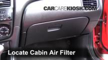 2006 Nissan Sentra S 1.8L 4 Cyl. Air Filter (Cabin)