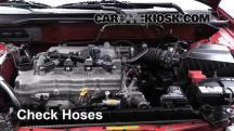 2006 Nissan Sentra S 1.8L 4 Cyl. Hoses