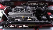 2006 Nissan Sentra S 1.8L 4 Cyl. Fuse (Engine)