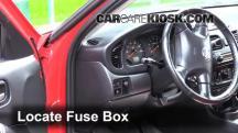 2006 Nissan Sentra S 1.8L 4 Cyl. Fuse (Interior)