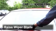 2006 Nissan Sentra S 1.8L 4 Cyl. Windshield Wiper Blade (Front)