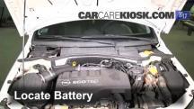 2006 Opel Corsa C Van 1.3L 4 Cyl. Turbo Diesel Battery