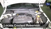 2006 Opel Corsa C Van 1.3L 4 Cyl. Turbo Diesel Coolant (Antifreeze)