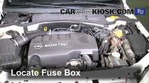 2006 Opel Corsa C Van 1.3L 4 Cyl. Turbo Diesel Fuse (Engine)