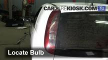 2006 Opel Corsa C Van 1.3L 4 Cyl. Turbo Diesel Lights