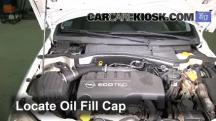 2006 Opel Corsa C Van 1.3L 4 Cyl. Turbo Diesel Oil