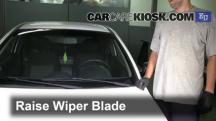 2006 Opel Corsa C Van 1.3L 4 Cyl. Turbo Diesel Windshield Wiper Blade (Front)