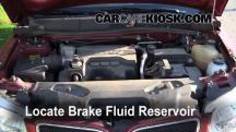 2006 Pontiac Torrent 3.4L V6 Líquido de frenos