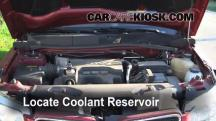 2006 Pontiac Torrent 3.4L V6 Fluid Leaks