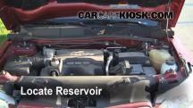 2006 Pontiac Torrent 3.4L V6 Líquido limpiaparabrisas