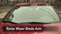 2006 Pontiac Torrent 3.4L V6 Windshield Wiper Blade (Front)