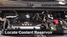 2006 Scion xB 1.5L 4 Cyl. Coolant (Antifreeze)