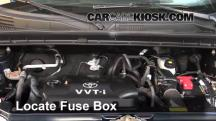 2006 Scion xB 1.5L 4 Cyl. Fuse (Engine)