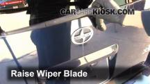 2006 Scion xB 1.5L 4 Cyl. Windshield Wiper Blade (Rear)