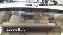 2006 Subaru Forester X 2.5L 4 Cyl. Lights