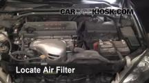 2006 Toyota Camry LE 2.4L 4 Cyl. Air Filter (Engine)