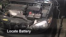 2006 Toyota Camry LE 2.4L 4 Cyl. Battery
