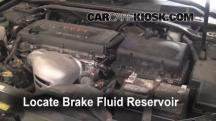 2006 Toyota Camry LE 2.4L 4 Cyl. Brake Fluid