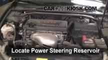 2006 Toyota Camry LE 2.4L 4 Cyl. Power Steering Fluid