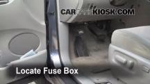 2006 Toyota Sienna LE 3.3L V6 Fusible (interior)