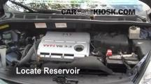 2006 Toyota Sienna LE 3.3L V6 Líquido limpiaparabrisas