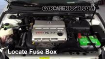 2006 Toyota Solara SLE 3.3L V6 Coupe Fusible (motor)