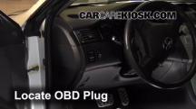 2006 Toyota Solara SLE 3.3L V6 Coupe Compruebe la luz del motor