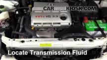 2006 Toyota Solara SLE 3.3L V6 Coupe Líquido de transmisión