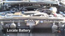 2006 Toyota Tundra SR5 4.7L V8 Crew Cab Pickup Battery