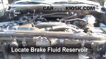 2006 Toyota Tundra SR5 4.7L V8 Crew Cab Pickup Brake Fluid