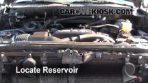 2006 Toyota Tundra SR5 4.7L V8 Crew Cab Pickup Windshield Washer Fluid